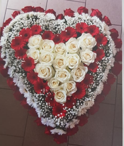 Coeurs de Fleurs coupées