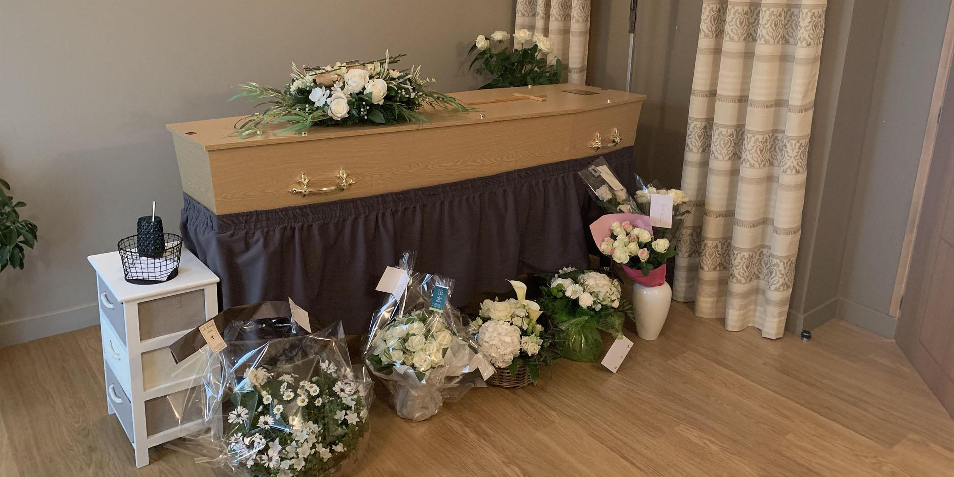 Le Salon Funéraire : un espace de recueillement pour toute la famille